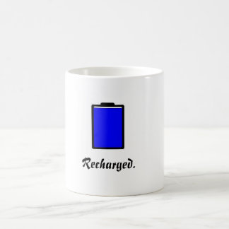 Recharged Morphing Mug