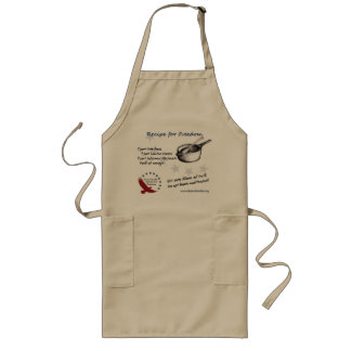 Recipe for Freedom Apron