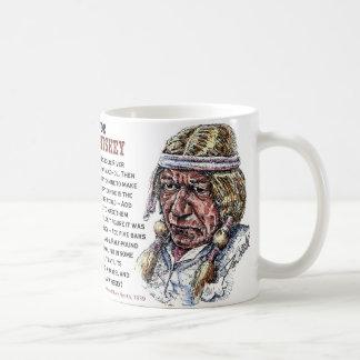 Recipe for Indian Whiskey Coffee Mug
