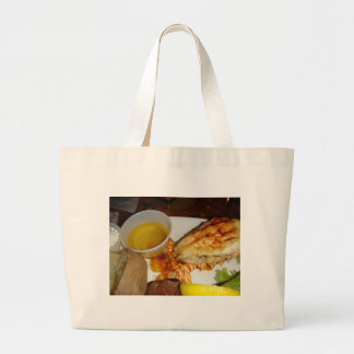 Recipes Collected Through the Years Tote Bags