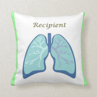 Recipient Pillow Cushions