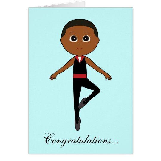Recital Congratulations! Card