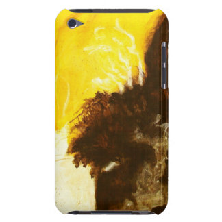 Reckless Abandon Abstract Art for iPod 4th Gen iPod Touch Case