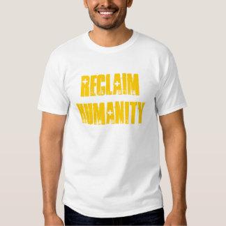 reclaim Humani-tee Tshirts