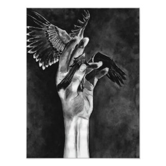 """""""Reclaimed"""" - Winged Fingers 