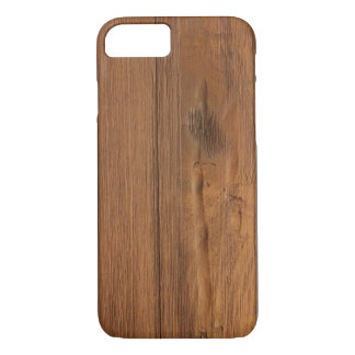 Reclaimed Wood Scraped iPhone 7, Barely There iPhone 8/7 Case