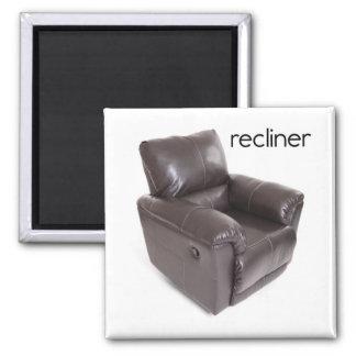 Recliner Refrigerator Magnet
