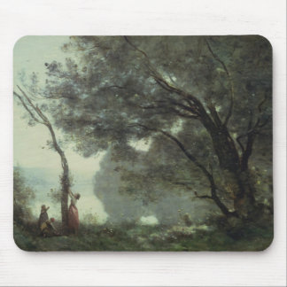 Recollections of Mortefontaine, 1864 Mouse Mat
