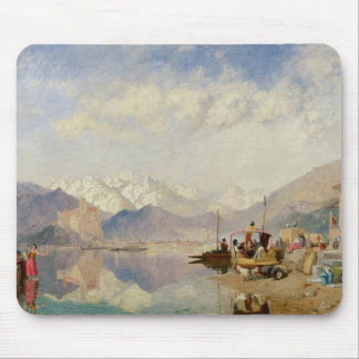 Recollections of the Lago Maggiore, Market Day at Mouse Pad