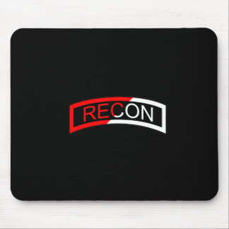 Recon mouse pad