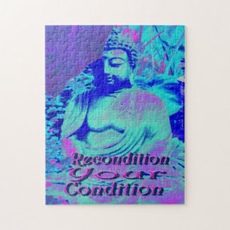 Recondition Buddha Puzzle