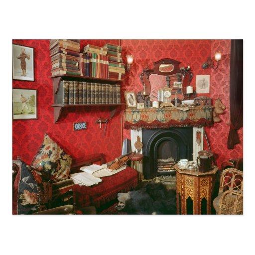Reconstruction of  Room Postcard