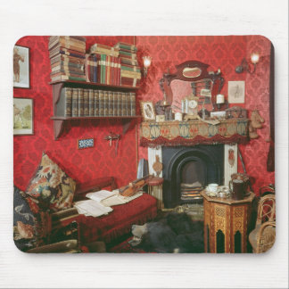 Reconstruction of Sherlock Holmes's Room Mouse Mat