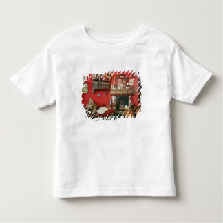 Reconstruction of Sherlock Holmes's Room Toddler T-Shirt