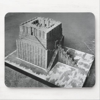 Reconstruction of the Tower of Babel Mouse Mat