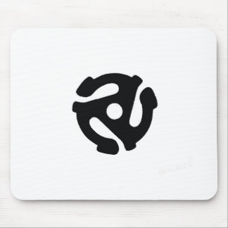 Record Adapter Mouse Mat