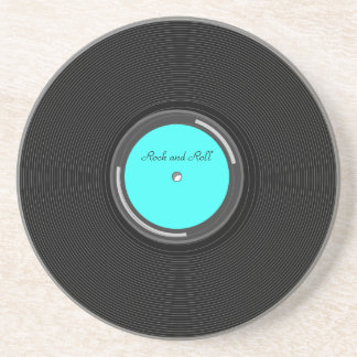 Record Album Coaster
