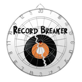 Record Breaker Dartboard