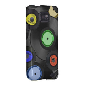 Record Samsung Galaxy S Covers