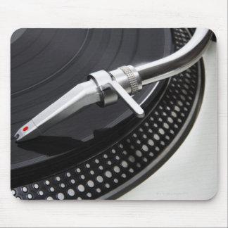 Record Needle Stylus Mouse Pad