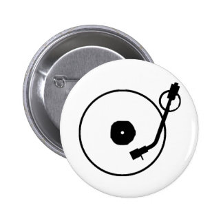 Record Player Button