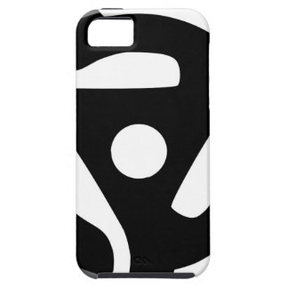 Record Spider iPhone 5 Cover