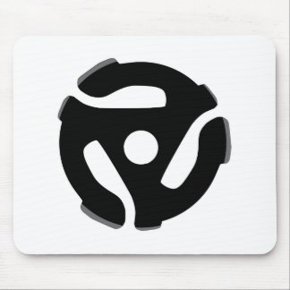 Record Spider Mouse Pad