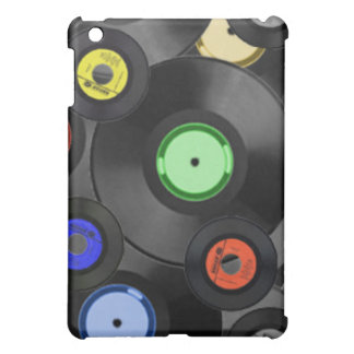 Records iPad Mini Covers