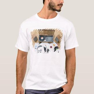Records on Floor T-Shirt