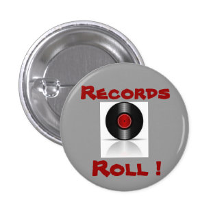 Records Rule ! Pins