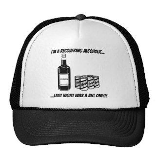 Recovering Hat