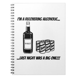 Recovering Notebooks