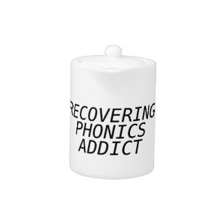 Recovering Phonic Addict