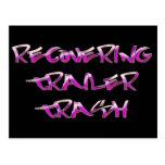 Recovering Trailer Trash Postcards