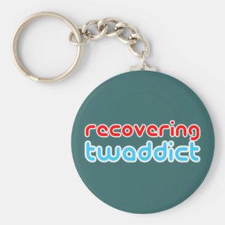 Recovering Twaddict Keychain