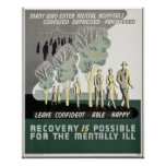 Recovery is Possible for the Mentally Ill