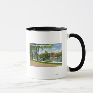 Recreation Bldg & Boathouse Mug