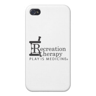 Recreation Therapy TM iPhone 4 Covers