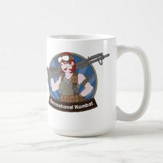 Recreational Kombat Mug