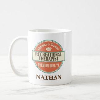 Recreational Therapist Personalized Mug Gift