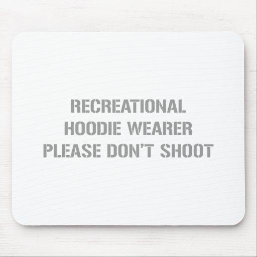 Recrecational-Hoodie-Wearer-gun-gray.png Mousepad