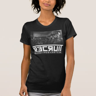 Recruit Women In Line T-Shirt