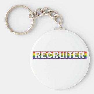 Recruiter Keychain