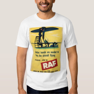 Recruitment Skilled hands_Propaganda Poster Tshirts