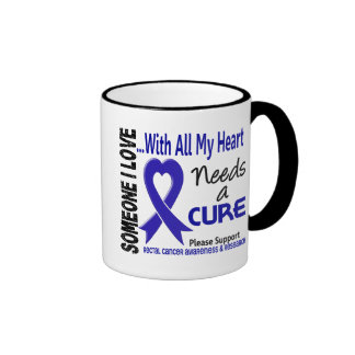 Rectal Cancer Needs A Cure 3 Coffee Mugs