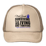 Rectal Cancer Not Just Surviving But Living Mesh Hats