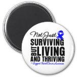 Rectal Cancer Not Just Surviving But Living Magnet