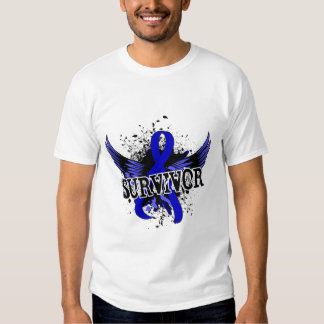 Rectal Cancer Survivor 16 T Shirt