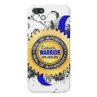 Rectal Cancer Warrior 23 iPhone 5 Cases