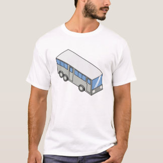 Rectangular bus T-Shirt